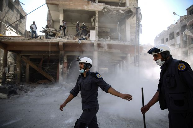 c0aca90cf Canada sparked daring mission to rescue hundreds of humanitarian workers in  Syria