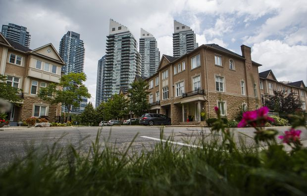 Toronto has lots of room to grow. It's time to let that happen