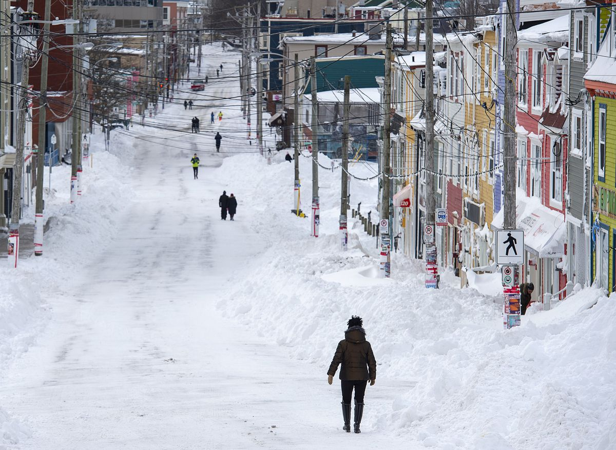 In Newfoundland and Labrador, a demographic crisis gets worse