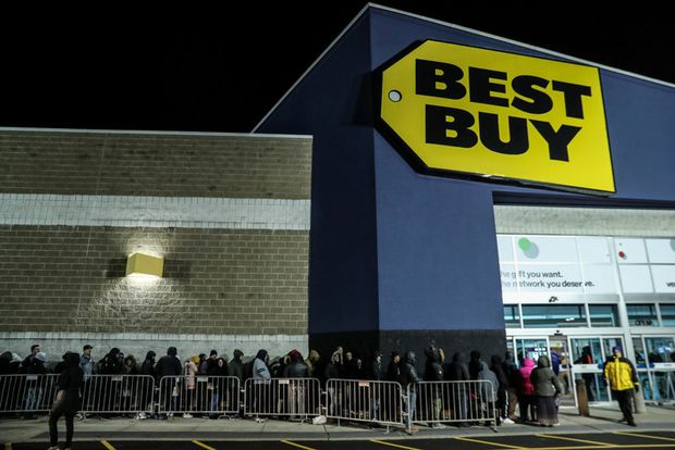 Best Buy sees solid second quarter as tech services boost profit margin