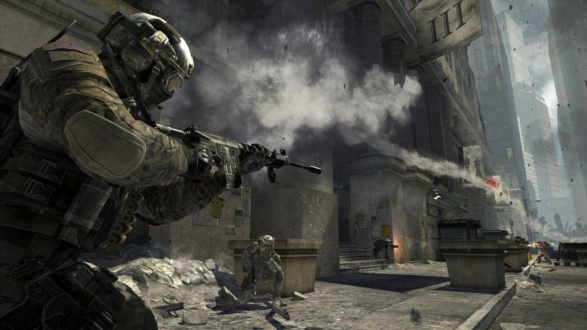 "Advice: Young moms and dads may want to select ""yes"" when prompted whether to skip content that Activision deems potentially ""disturbing or offensive"" in this year's Call of Duty."