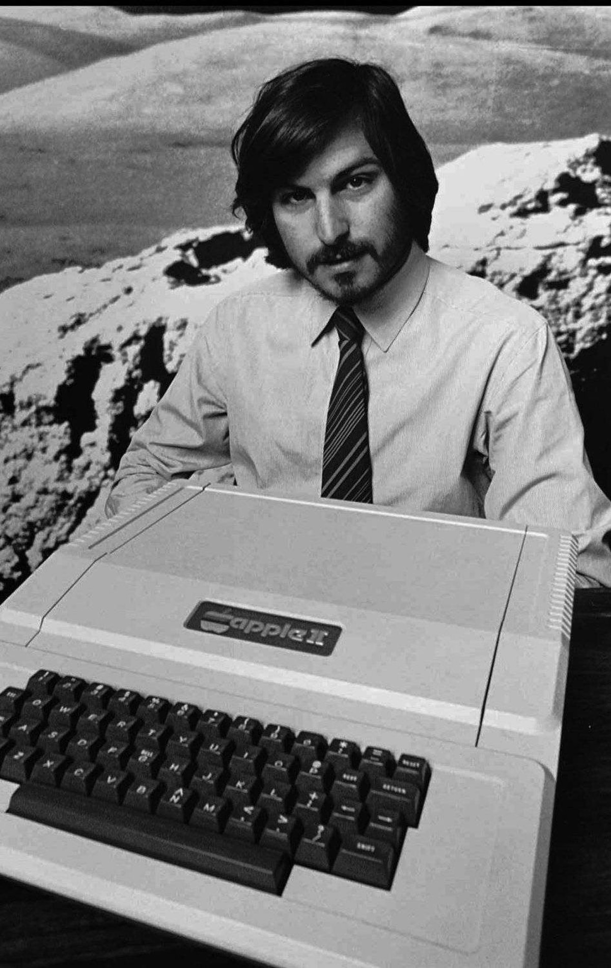 The company soon introduced the Apple I for a ticket price of $666.66. They quickly earned $774,000 in sales. A year after launching their company, they launched the Apple II, seen here in 1977. The next few years would be turbulent for the young entreprenuer. Sales climbed 700 per cent to $139-million by 1980, when Apple Computer became a publicly traded company. But following models suffered from quality issues and consumers balked at the company's 1984 offering, the Macintosh. By 1985, Jobs resigned from the company. He'd go on to start another tech company called NeXT, Inc., and invest heavily into what later became Pixar Animation Studios. By 1997, Apple bought NeXT, Inc. for $429-million and Jobs rejoined his former company as CEO.
