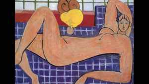 Matisse Large Reclining Nude (The Pink Nude) The Baltimore Museum of Art, Baltimore 66 x 92 cm. 1935