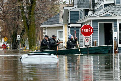 Floods wreak havoc in Canada as Montreal declares emergency