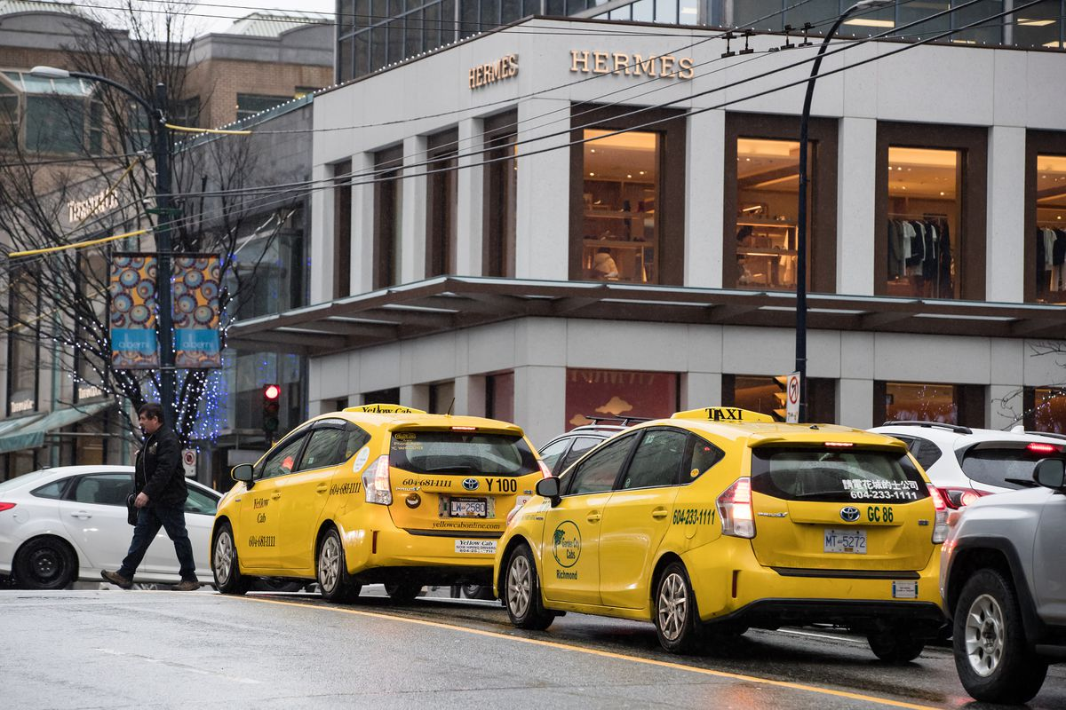Vancouver lays out its plan for regional ride-sharing licence
