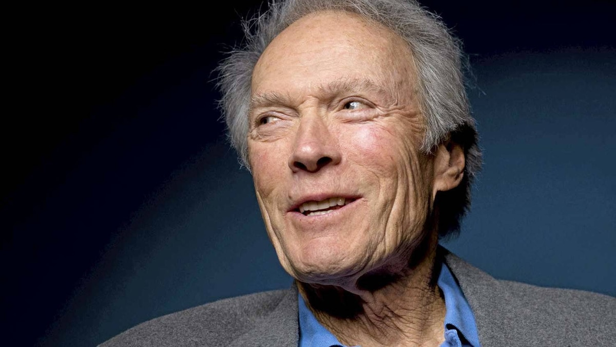 Director and producer Clint Eastwood
