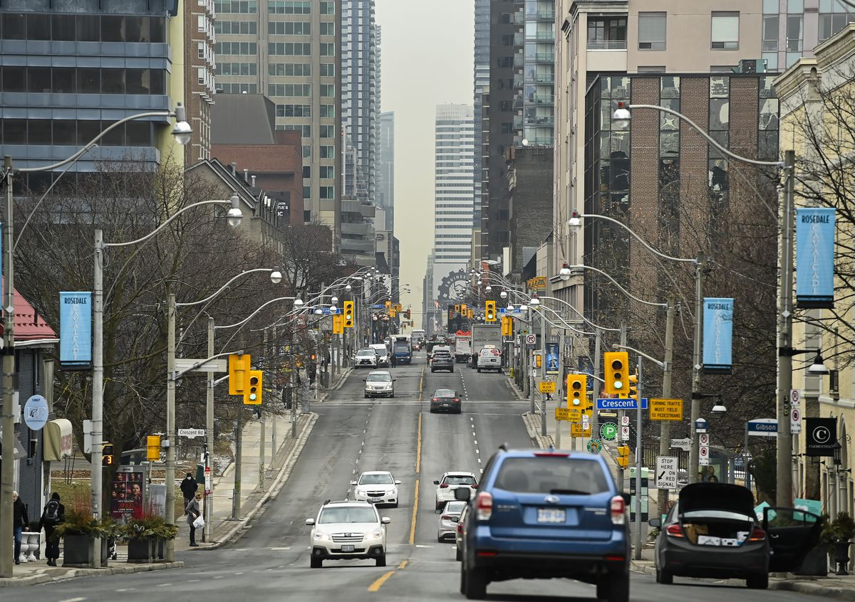 Why is Canada's longest street named after a monument to mediocrity?