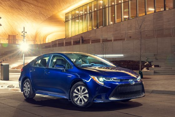 Review: With added features, 2020 Toyota Corolla Hybrid maintains