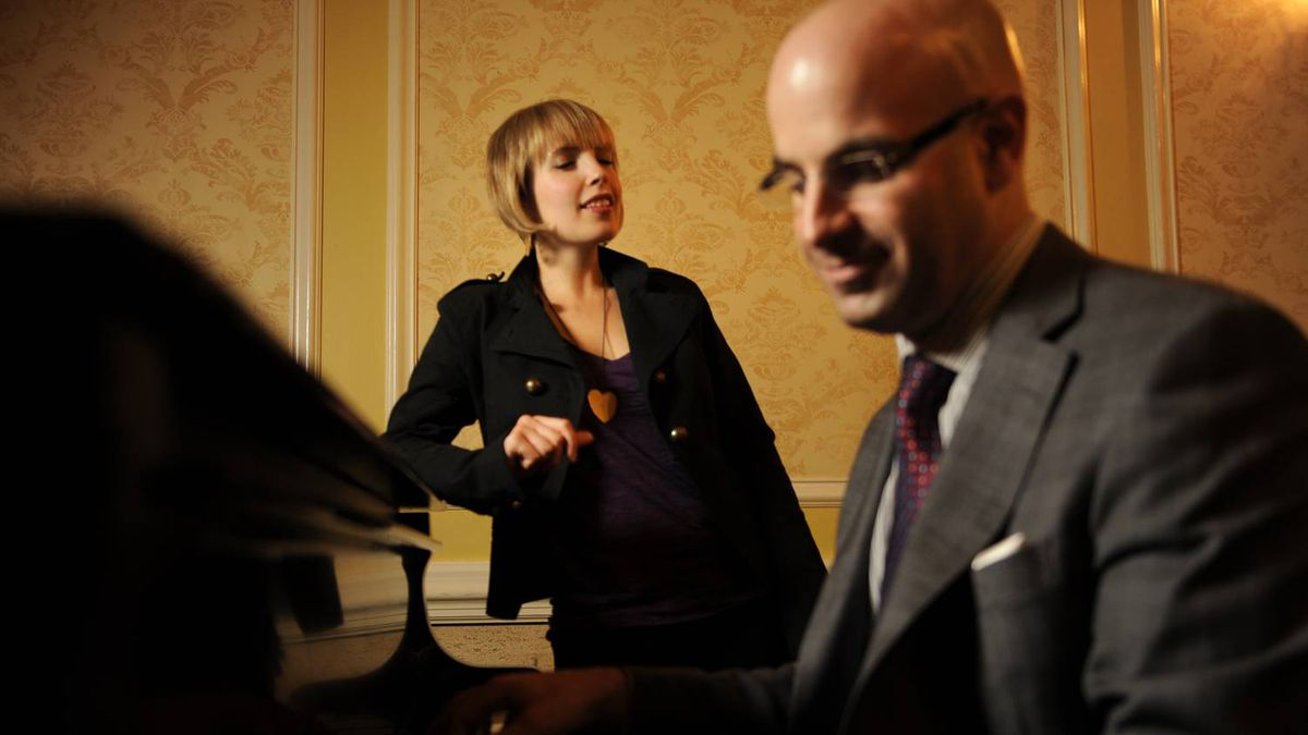 Jazz singer Sophie Milman and her husband, lawyer Casey Chisick, say Ottawa is failing to protect artists' rights