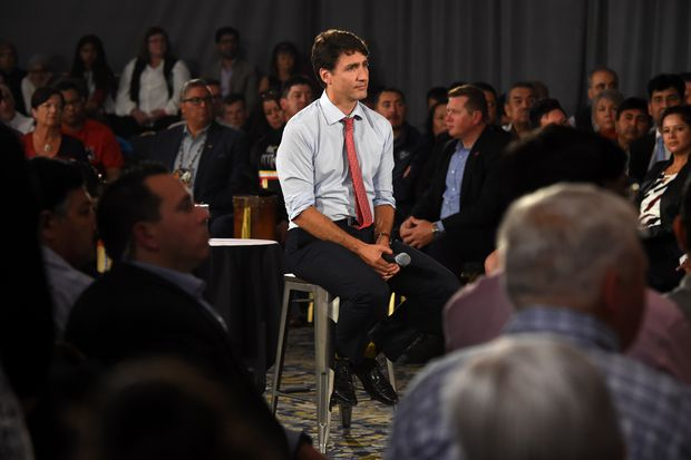 Trust is key in this election campaign, but it's in short supply
