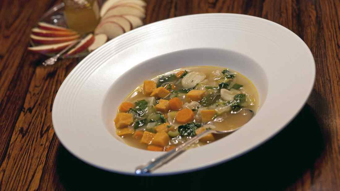 Lucy Waverman's fall vegetable soup