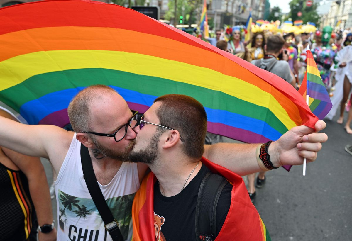 Taiwan stages lgbt pride parade for the world