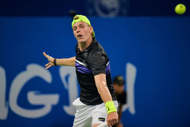 Denis Shapovalov advances to semifinals of Chengdu Open
