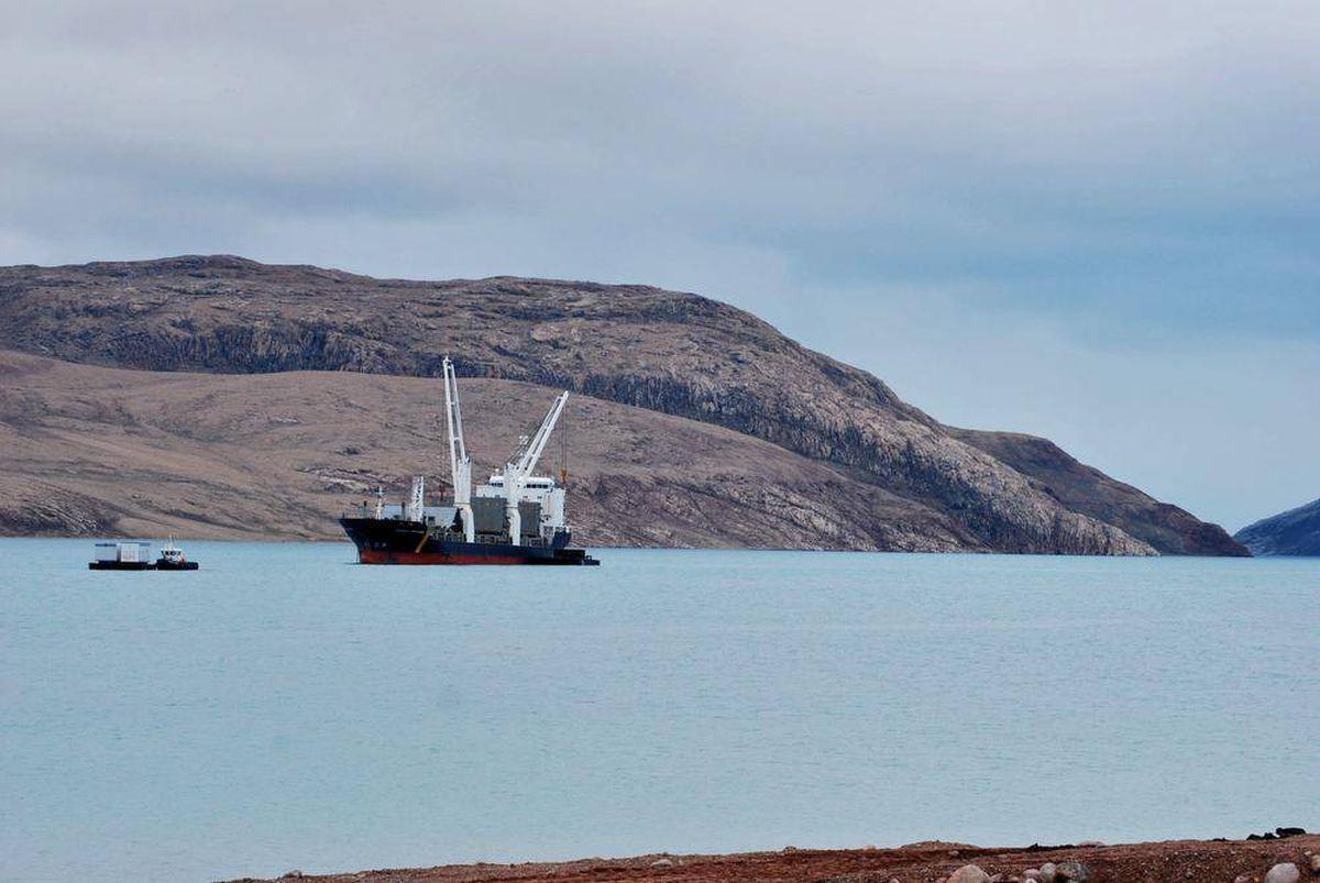Baffinland handout