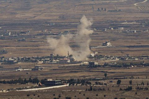Al-Qaeda fighters along Israel's border in Golan Heights give Israelis new cause for concern