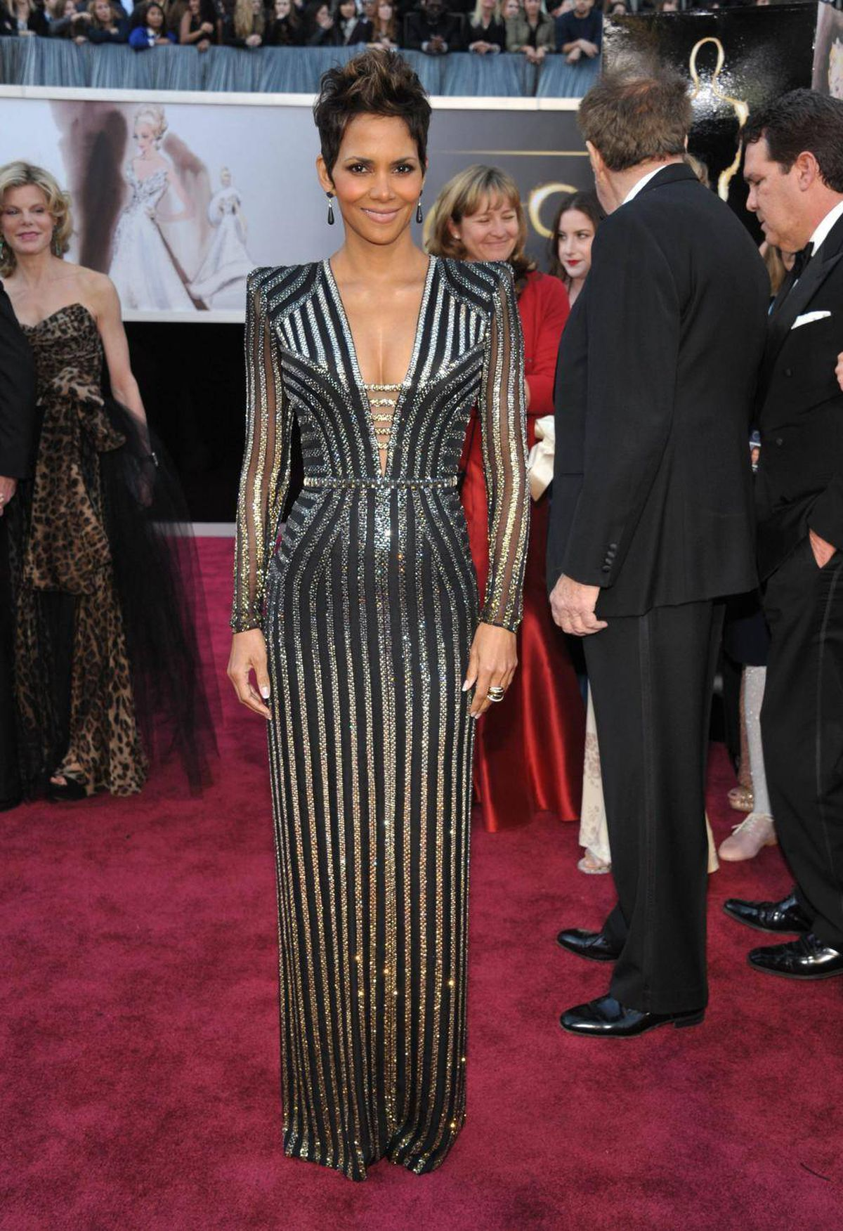 in photos the five worst oscar dresses of 2013 the