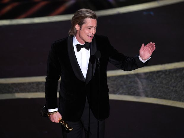 Hollywood barriers fall in milestone Oscars for 'Parasite'