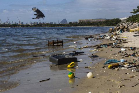 IOC inspectors express concerns over Rio water pollution, subway line