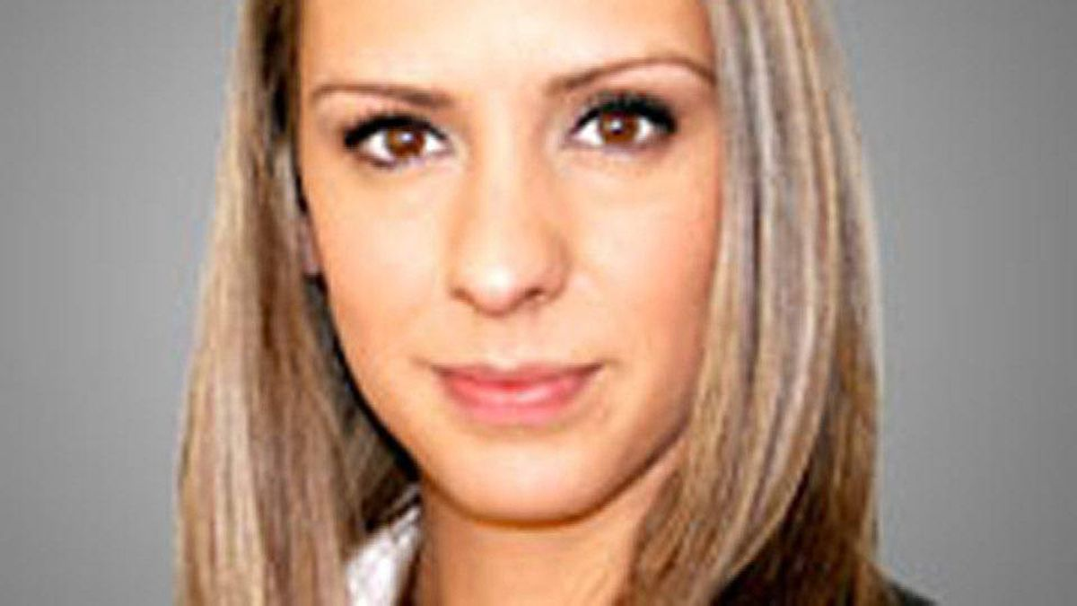 Ruth Ellen Brosseau, the NDP MP for Berthier-Maskinong�, is shown in a newly released photo from her website.