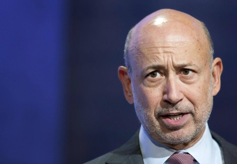 Goldman Sachs boss calls for second Brexit referendum