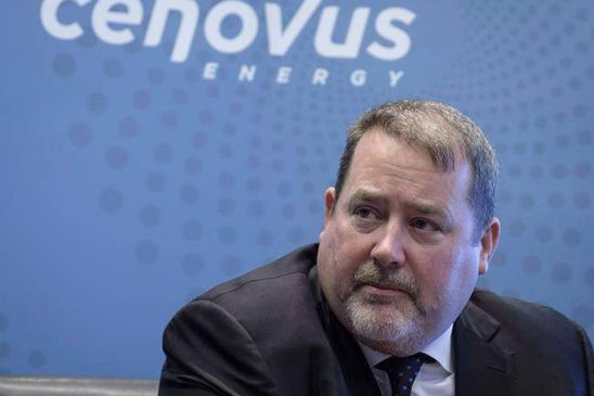 Cenovus urges Alberta to impose oil production cuts to boost prices amid 'economic crisis'