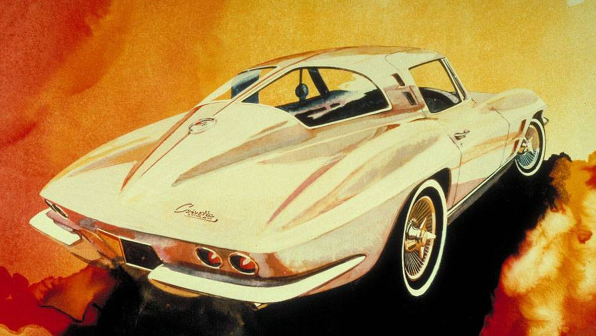 In Pictures: Corvette through the years - The Globe and Mail