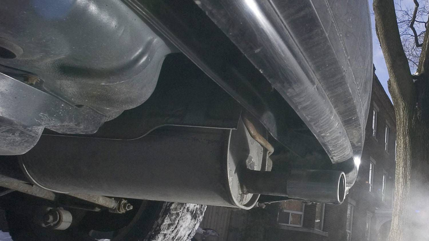 It stinks, but always fix a faulty catalytic converter