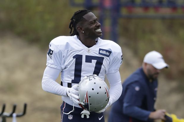 Belichick 'done' answering questions about Antonio Brown after second allegation