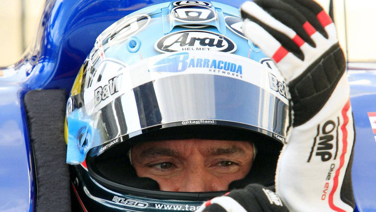 After opting to skip the street race in São Paulo late last month, rather than run with underpowered and unreliable Lotus motors, Alex Tagliani delivered his best performance of the year at the famed Indianapolis Motor Speedway.