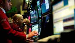 Stocks Tumble On First Day Of Quarter