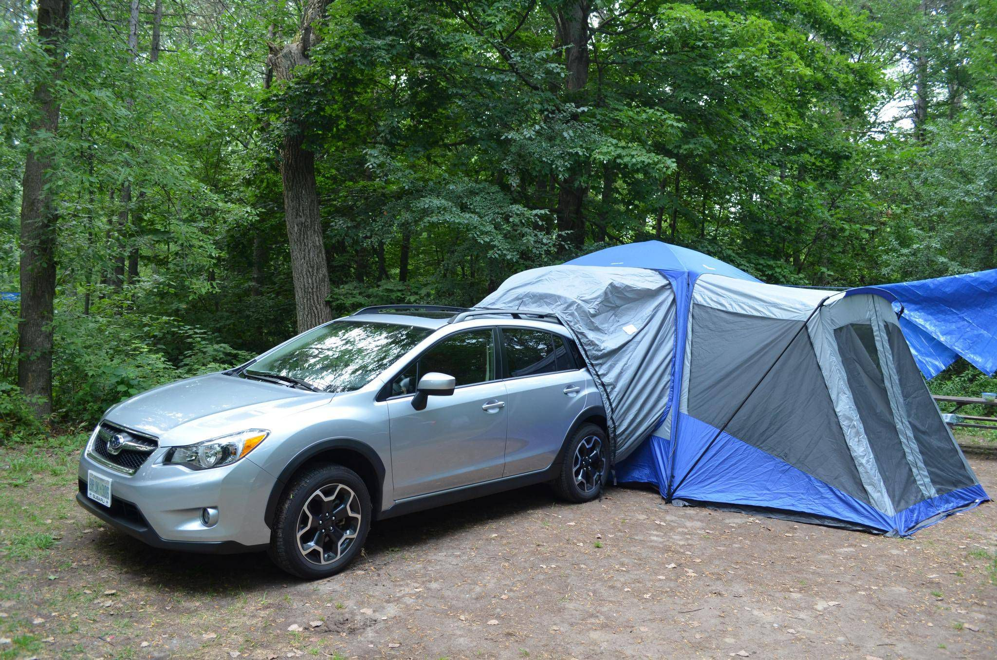 Dont Like Camping Do It Without Leaving The Car