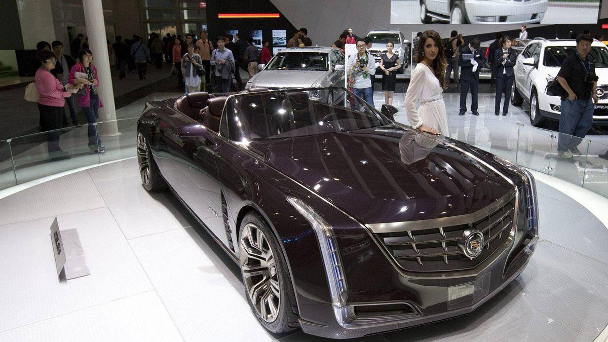 A Cadillac CIEL.