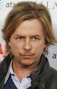 """Actor David Spade flashes a little Blue Steel at the premiere of """"Casa de mi Padre"""" in Hollywood last week."""