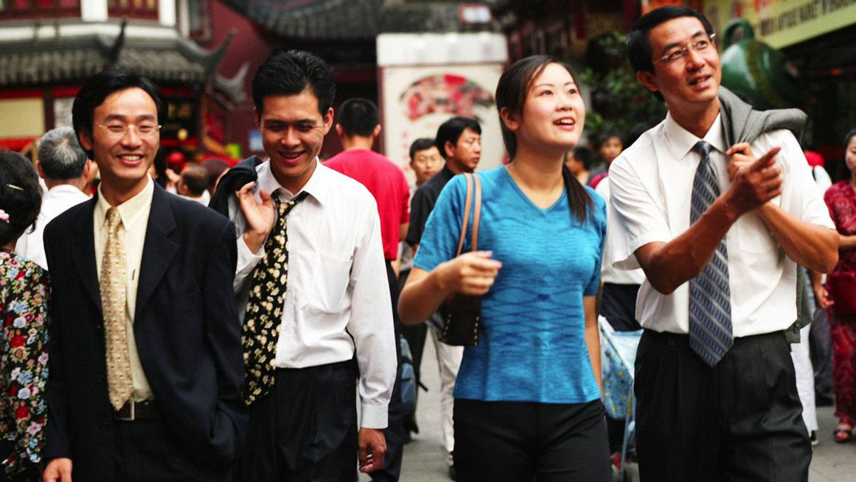 """One career management consultant in Shanghai estimates that 20 per cent of those aged 22 to 35 have resigned """"nakedly"""" at least once."""