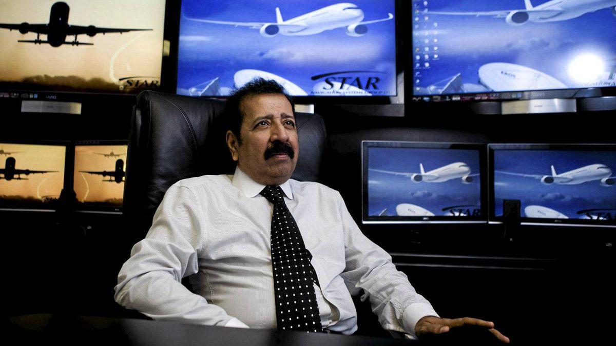 Viraf Kapadia, CEO and Chairman of Star Navigation Systems.
