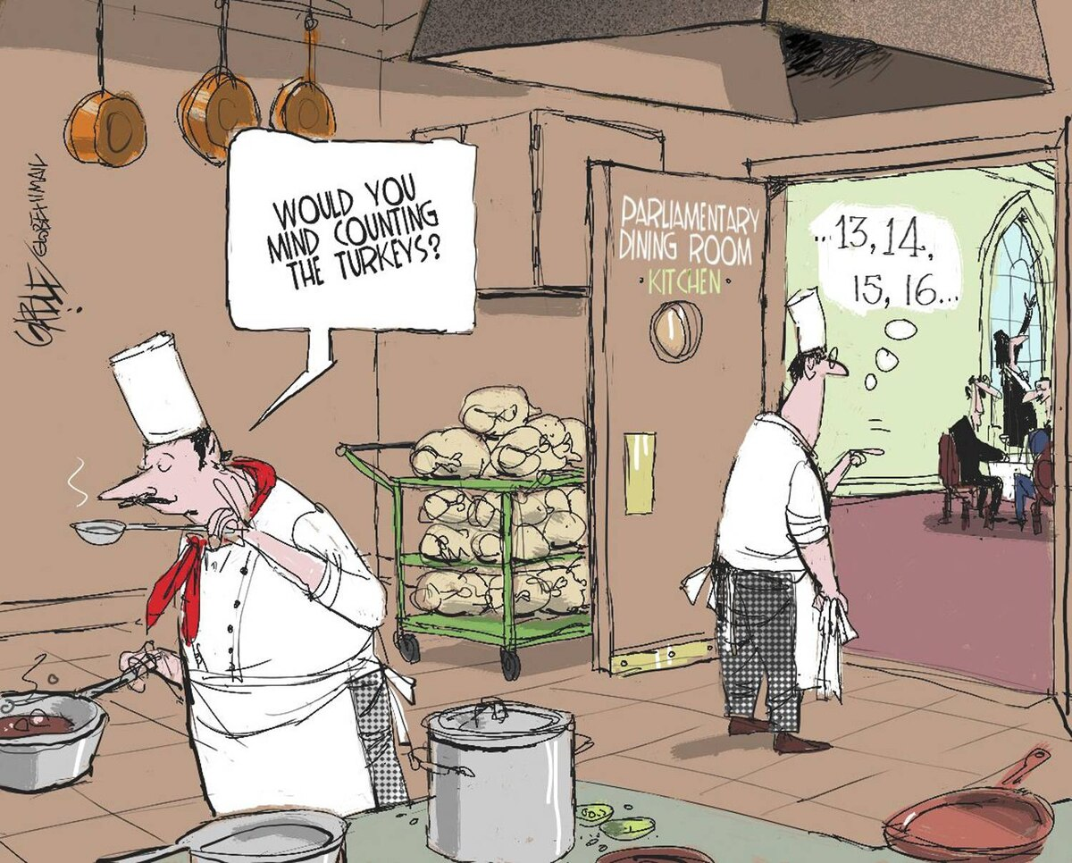 Brian Gable / The Globe and Mail