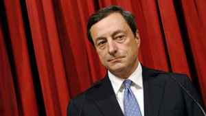 Mario Draghi, president of the Bank of Italy, is well respected among central bankers.