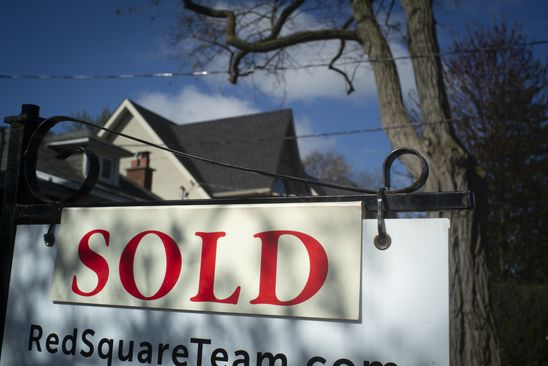 Canada's September home sales set record, soaring 45.6% from last year