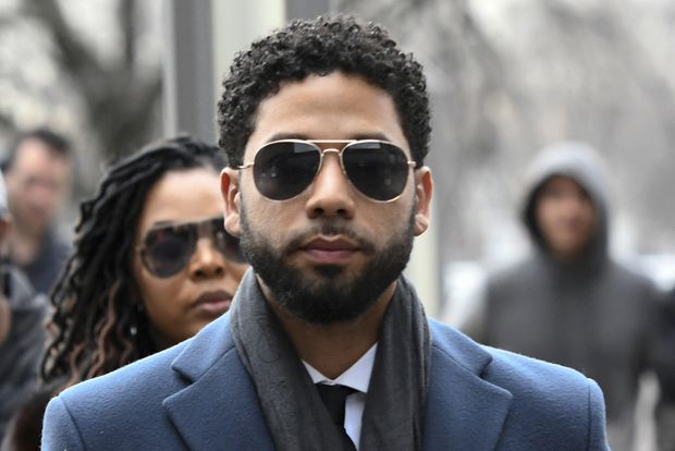 Charges dropped against Empire actor Jussie Smollett, say his lawyers