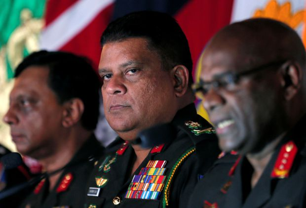 General accused of human rights abuses appointed as Sri Lanka's new army chief