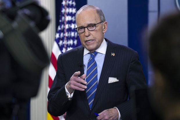 Kudlow sees virus delaying phase one deal export boom