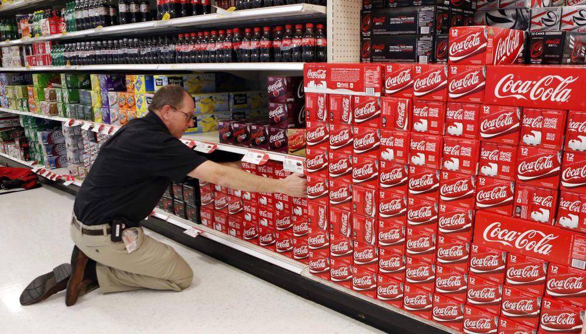 profitability and leverage ratios of coca cola company