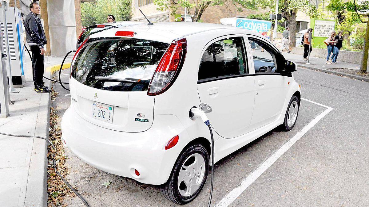 2012 Mitsubishi iMiEV