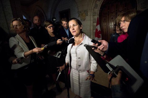 theglobeandmail.com - U.S. congressman warns Canada's NAFTA team: Time is running out