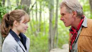 Rachel McAdams and Harrison Ford in a scene from Morning Glory
