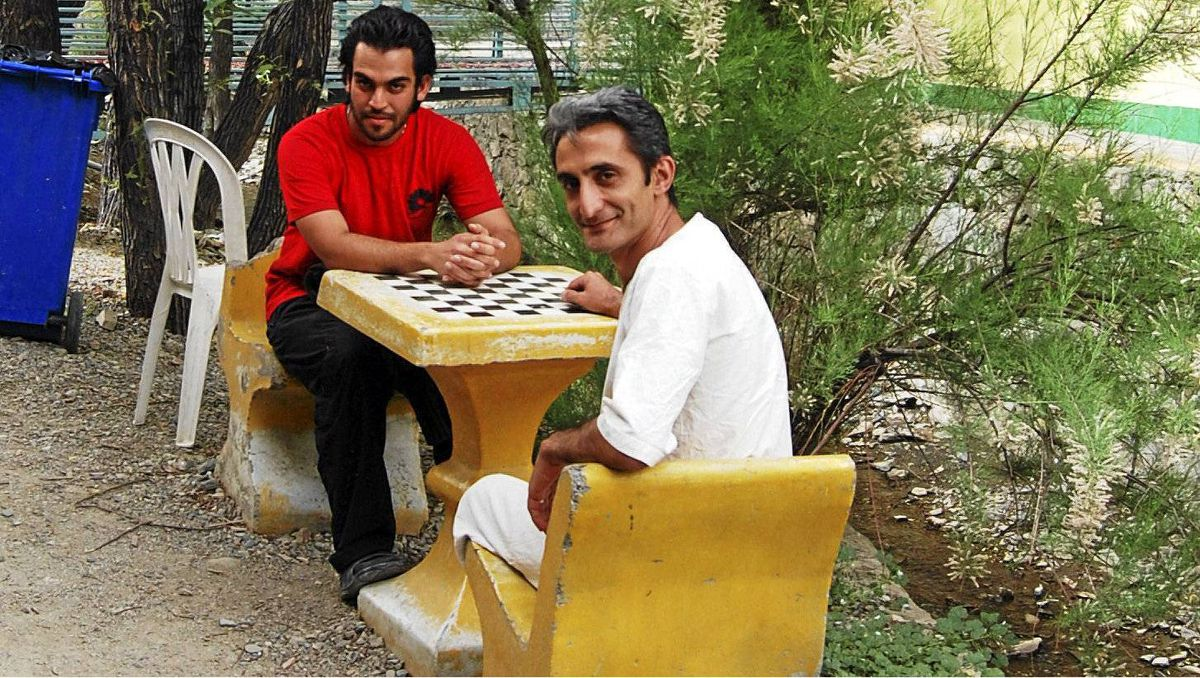 At one of Rebirth's detox and rehab centres for drug addicts, Behza Zarbakhsh, 25, an accountant, and Babak Enayati, 42, a goldsmith, are mid-way through a three-month stint at a valley site on the Verdij River, west of Tehran where they live in dormitories built by addicts.
