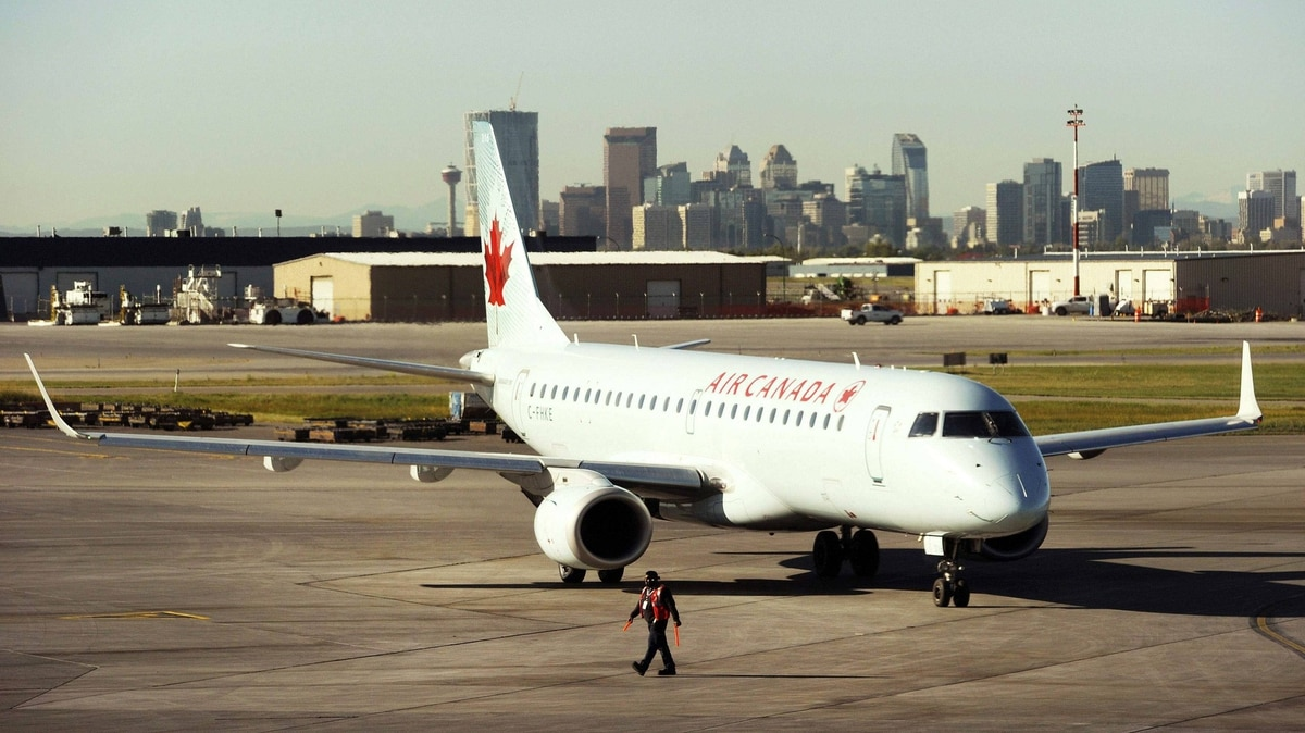 Several Air Canada flights were cancelled or delayed on Saturday, with the airline offering little explanation as to why.