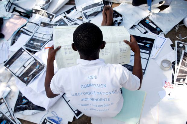 DRC election results delayed until 'next week' - electoral commission