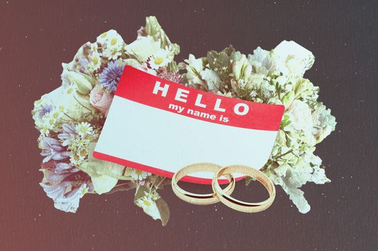 Amplify: I took my husband's last name because I wanted to, and that's true feminism