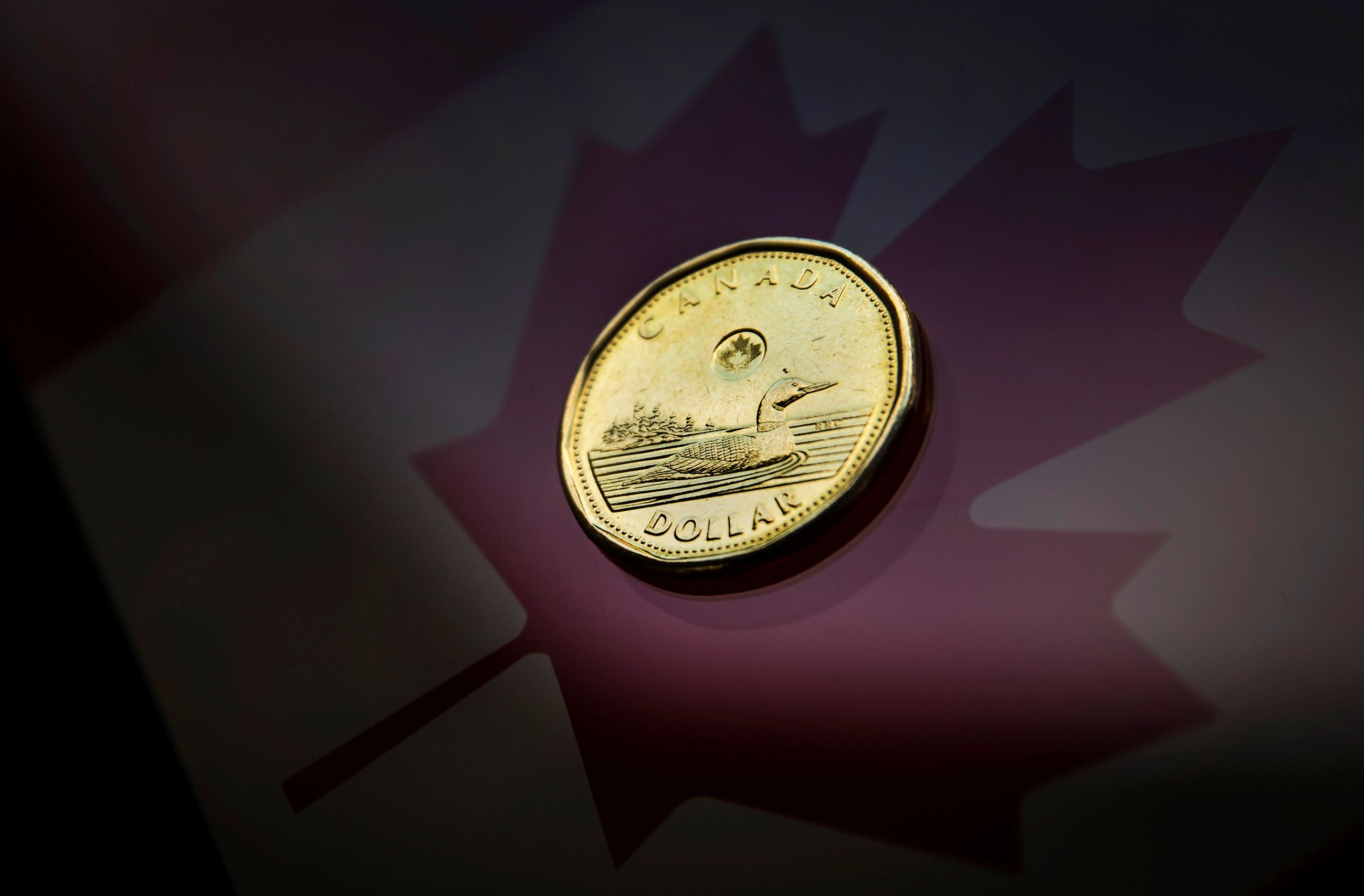 Signs suggest the loonie is poised for an upswing